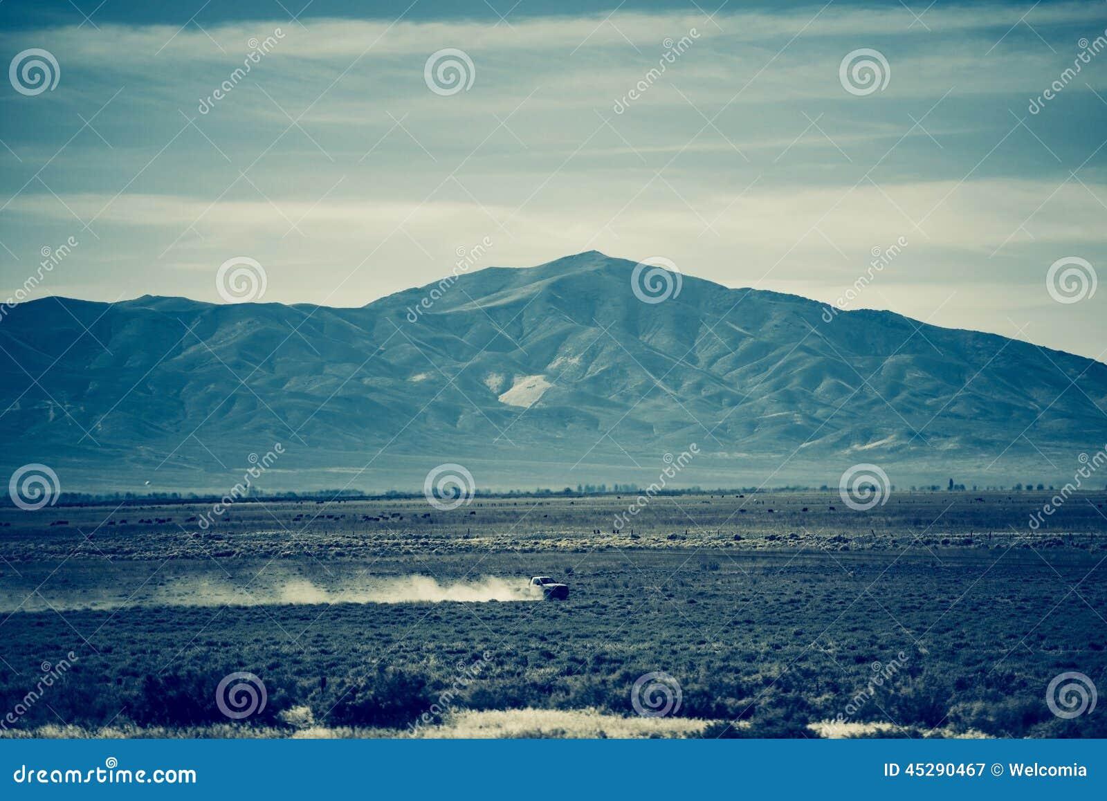 Nevada Famers que apresura