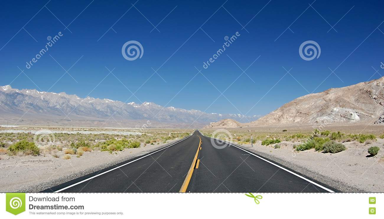 Straight Highway - Free Stock Images & Photos - 2659889
