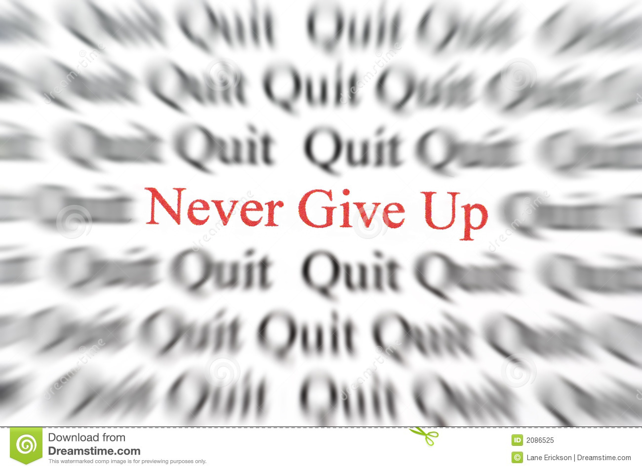 Image result for images of never give up