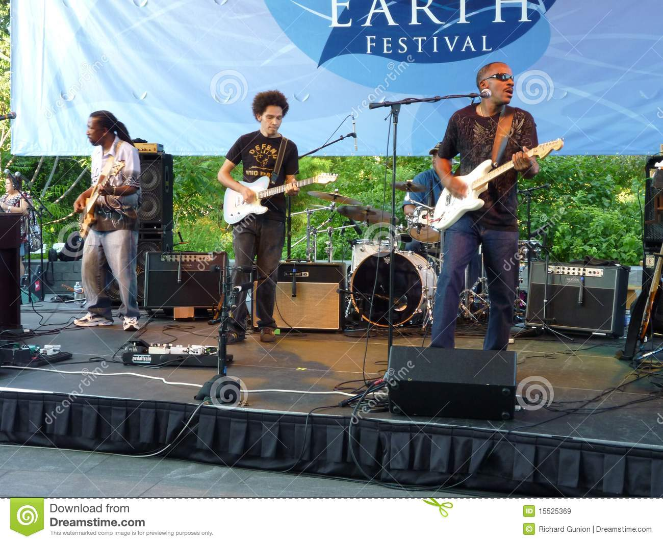 Neville Brothers Band