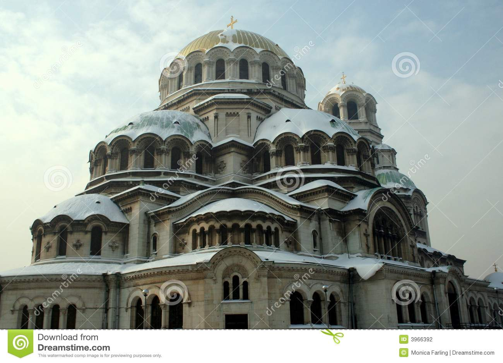 Nevsky亚历山大的大教堂