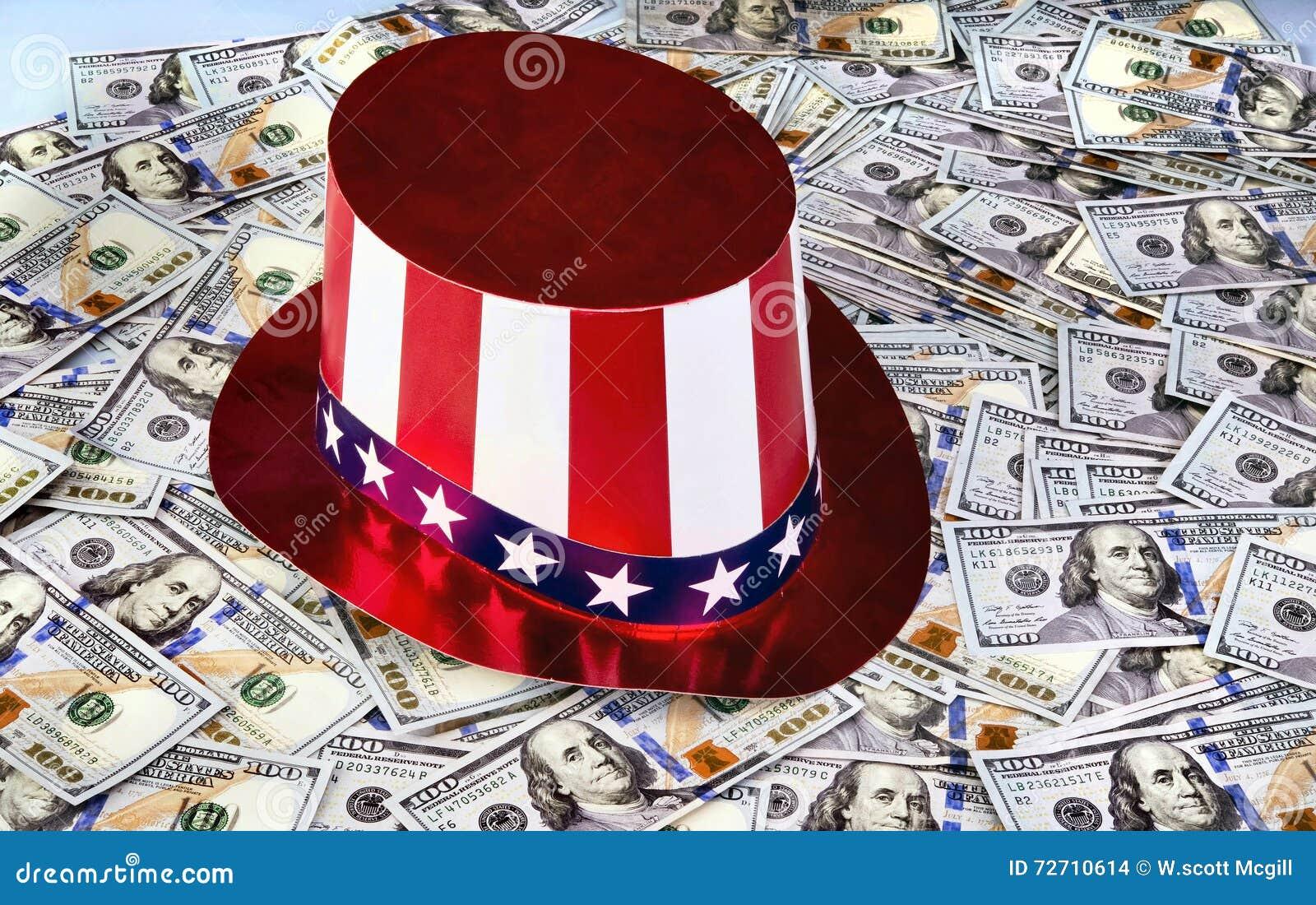 fb855f37ffa New American Money. stock photo. Image of greenback, abundance ...