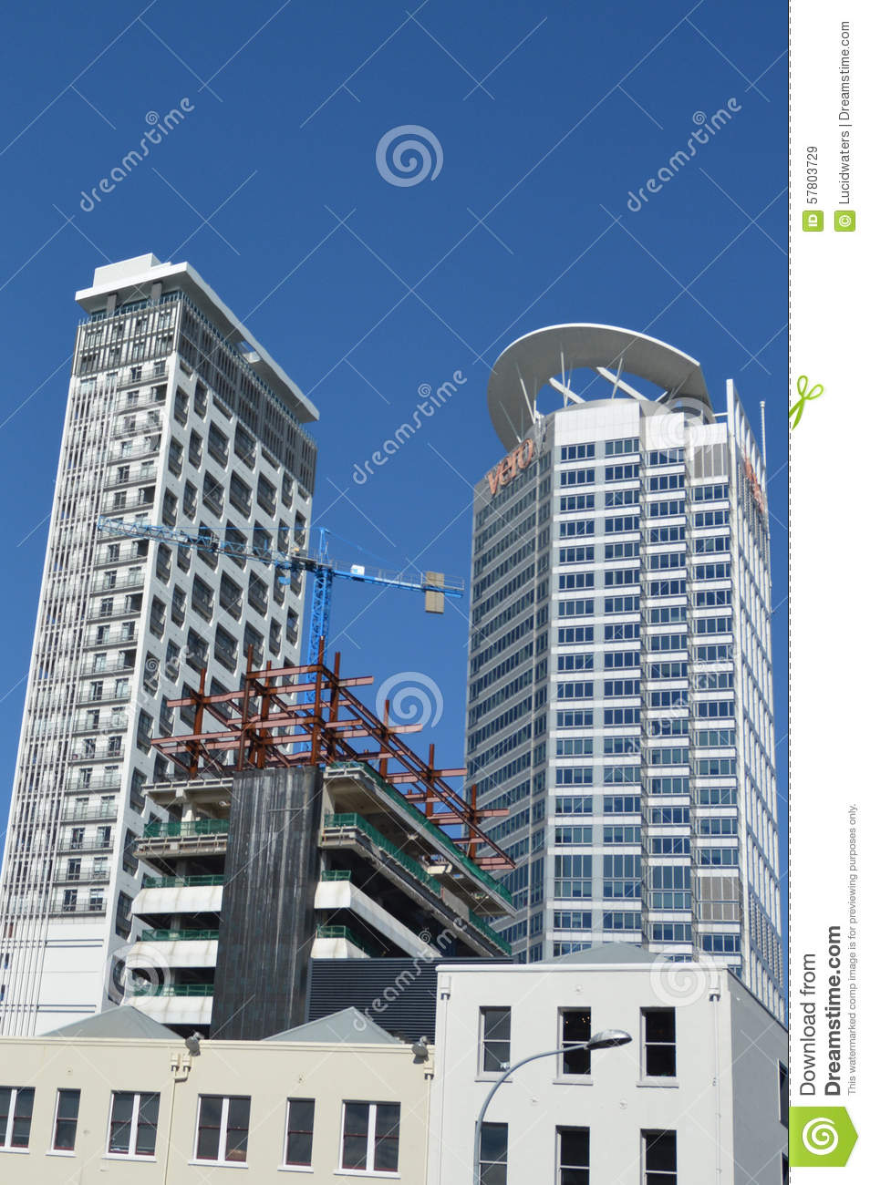 New apartment buildings in auckland downtown new zealand for Building home prices