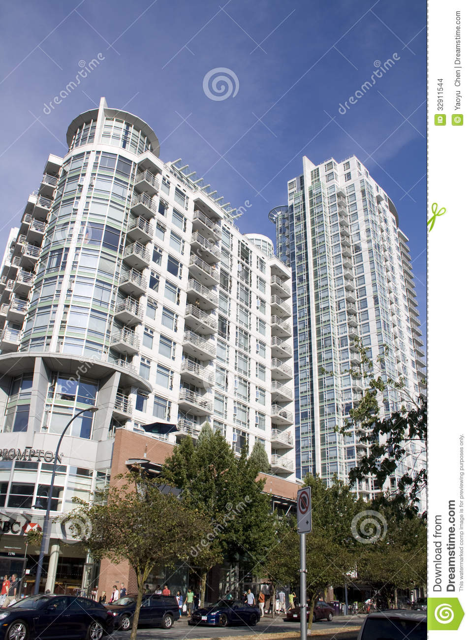 new apartment neighborhood editorial stock image image of housing