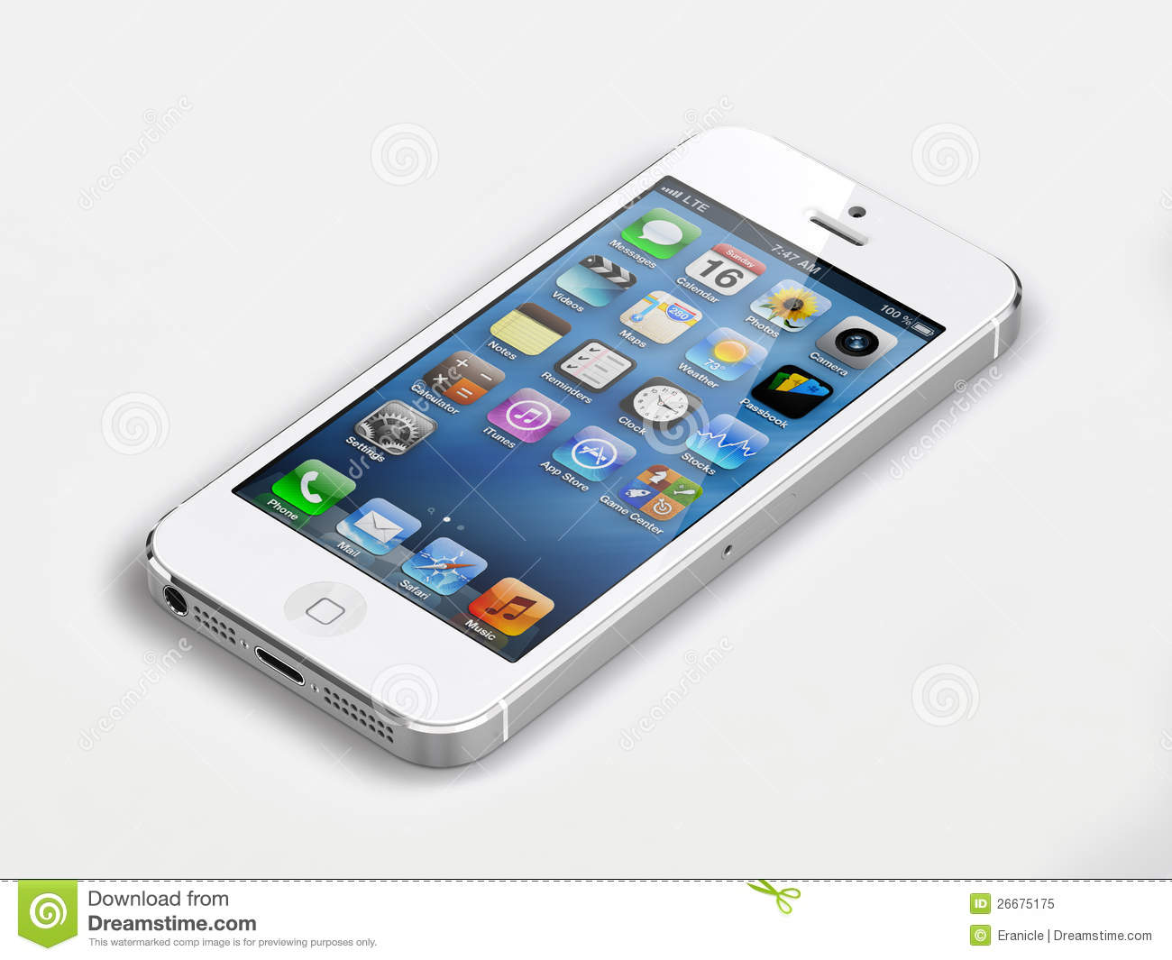 what is the newest apple iphone new apple iphone 5 editorial image image of cell 22283