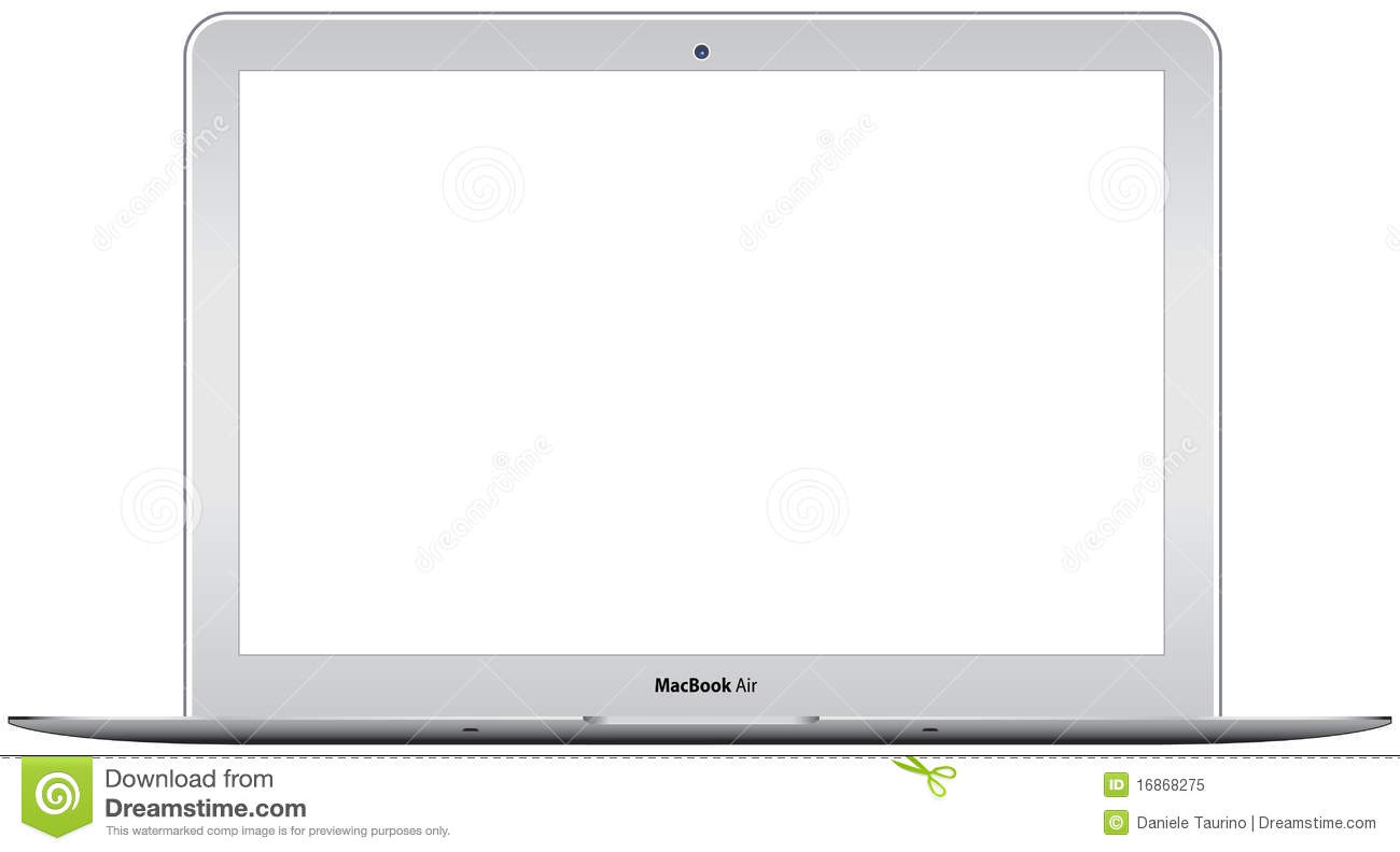 New Apple Macbook Air Editorial Image Image Of Control