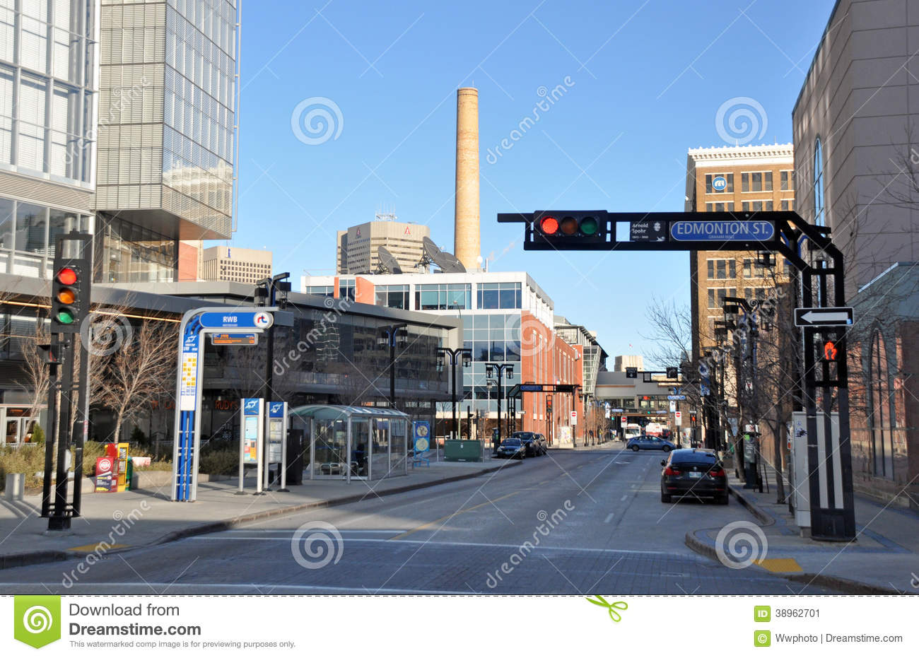 Stock Image New Area City Cloudy Weather View Streets Winnipeg Manitoba Canada Photo Was Taken November Image38962701 on House Plans With Detached Garage
