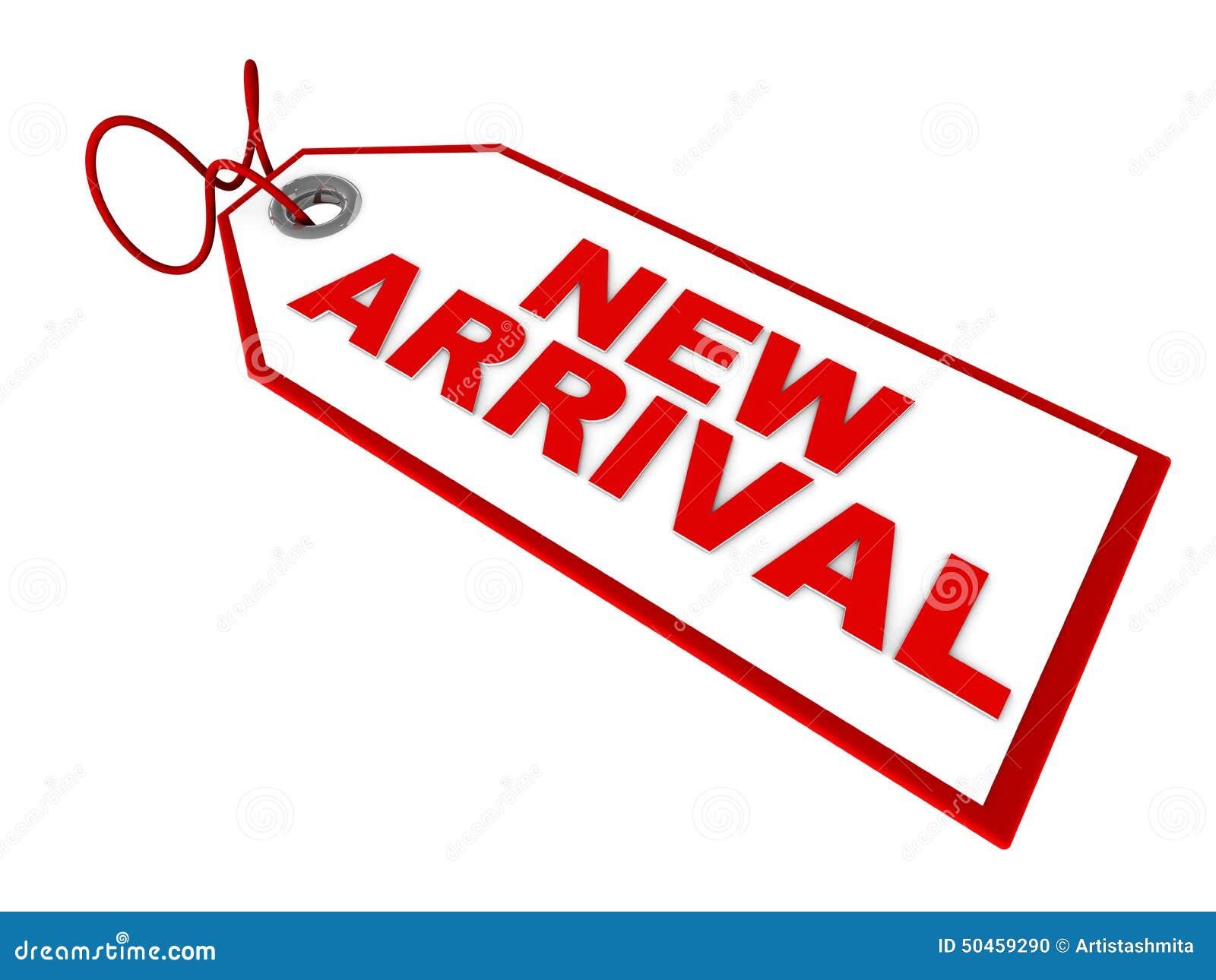 New arrival stock illustration. Illustration of launch ...