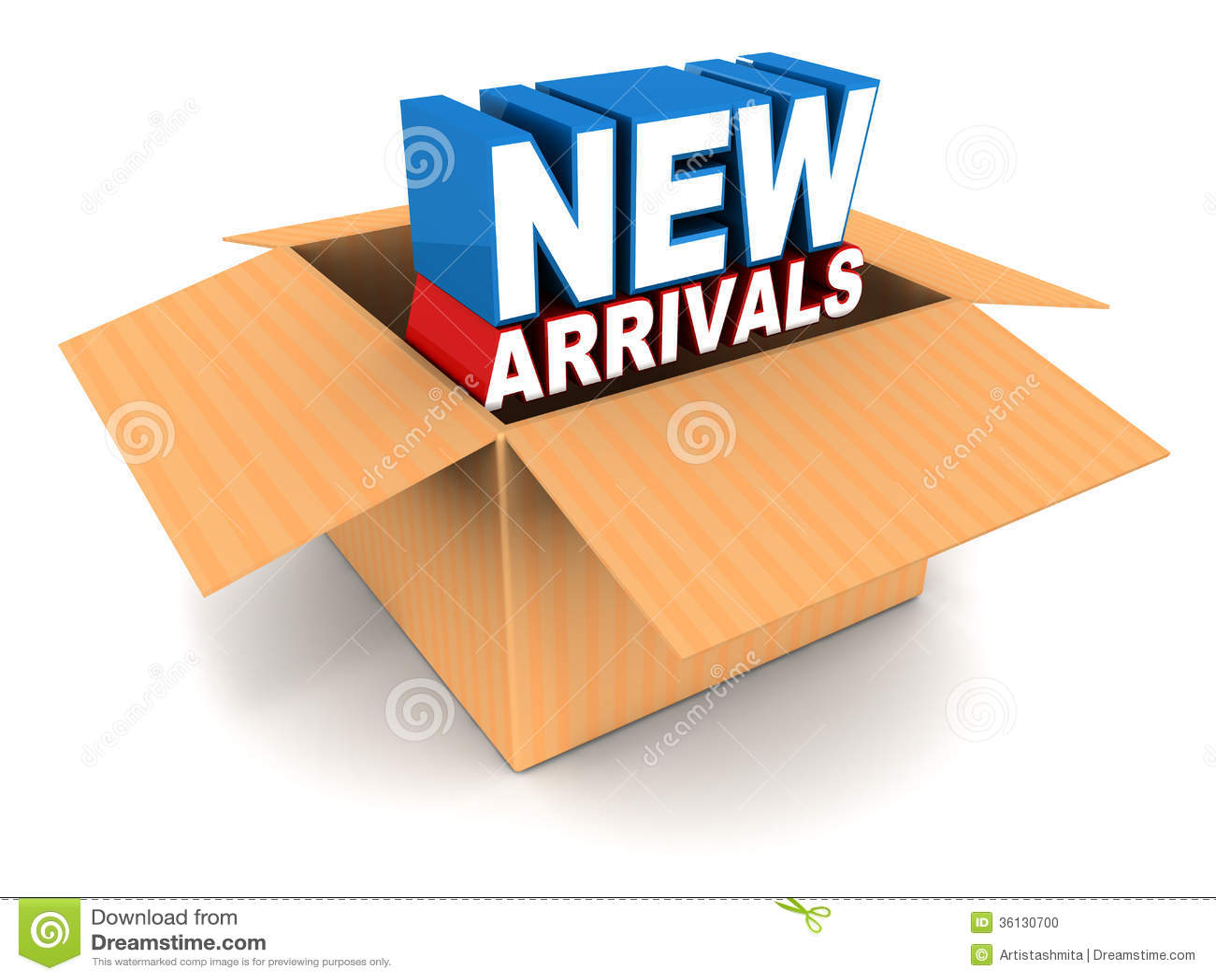 New Arrivals Stock Illustration Illustration Of Best