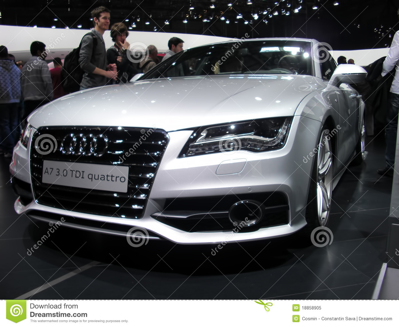 New Audi A Editorial Image Image Of Audi Drive Exhibition - Audi new series