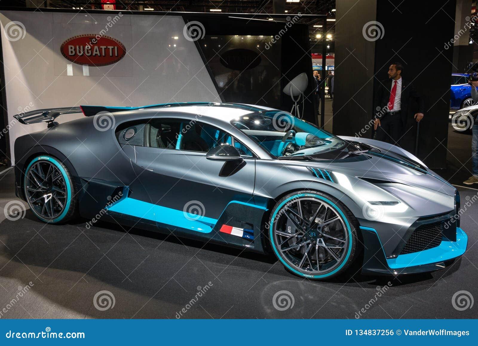 New 2020 Bugatti Divo Extreme Hypercar Editorial Photo Image Of Sports Autoshow 134837256
