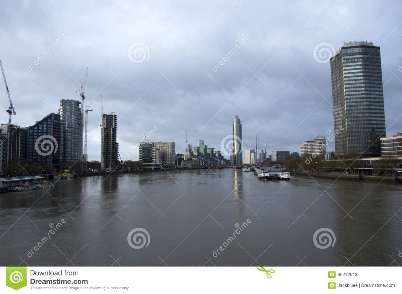 New Buildings In London Editorial Stock Photo Image 90242613
