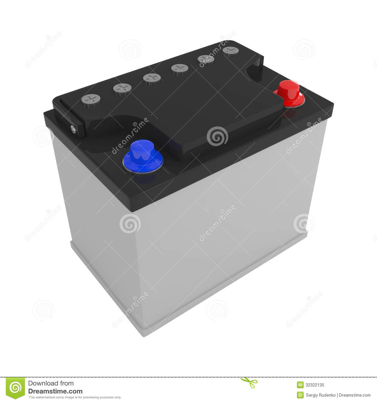 how to put a new battery in a car