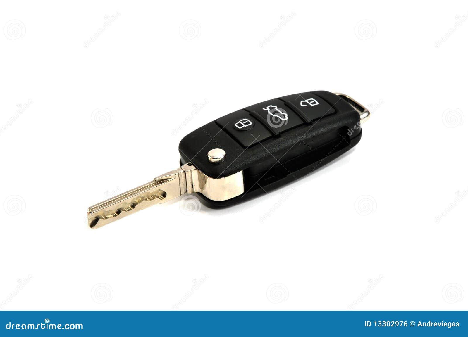 New car key battery