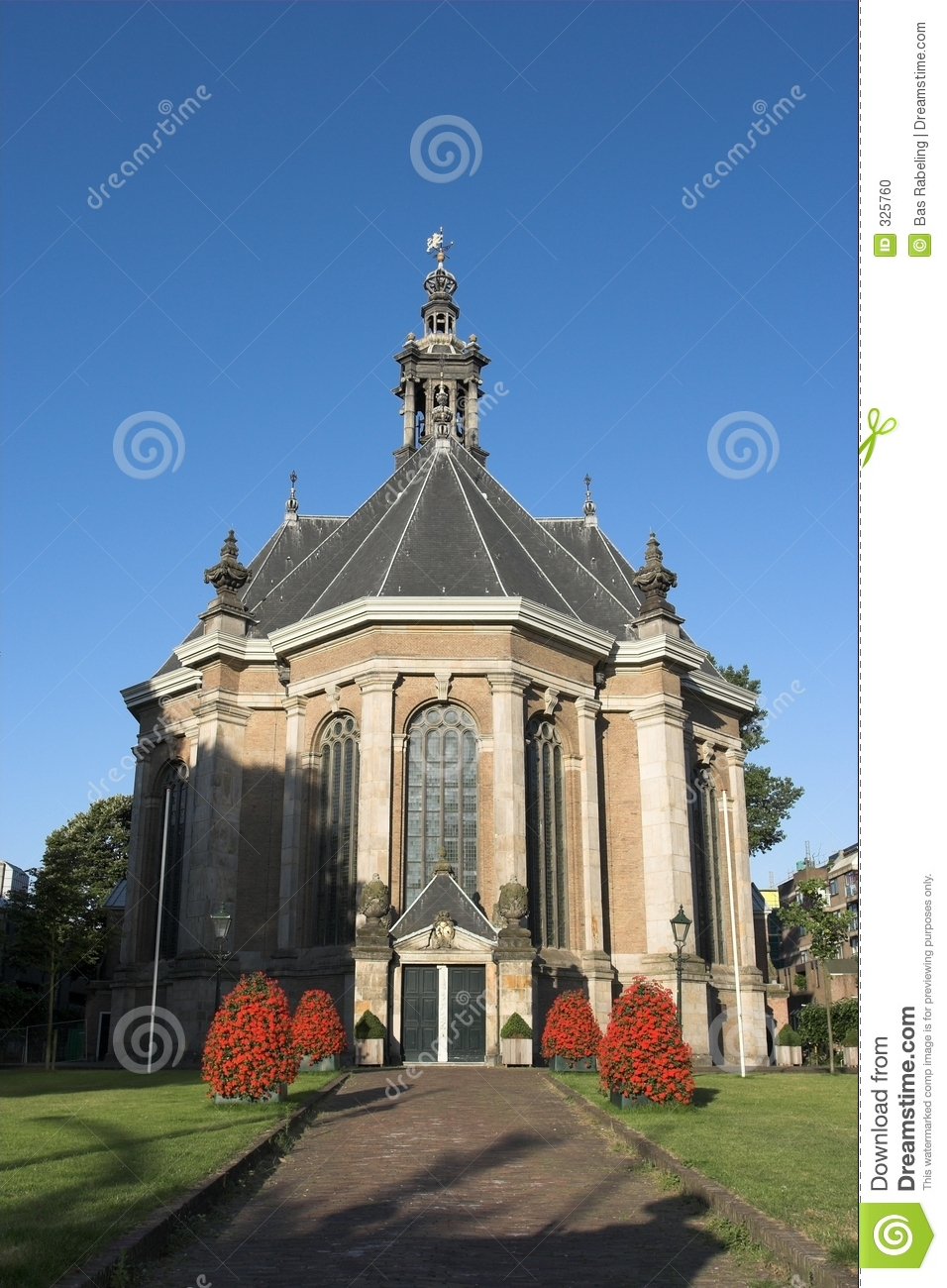 New Church The Hague   Nieuwe Kerk Den Haag Stock Photo   Image  325760
