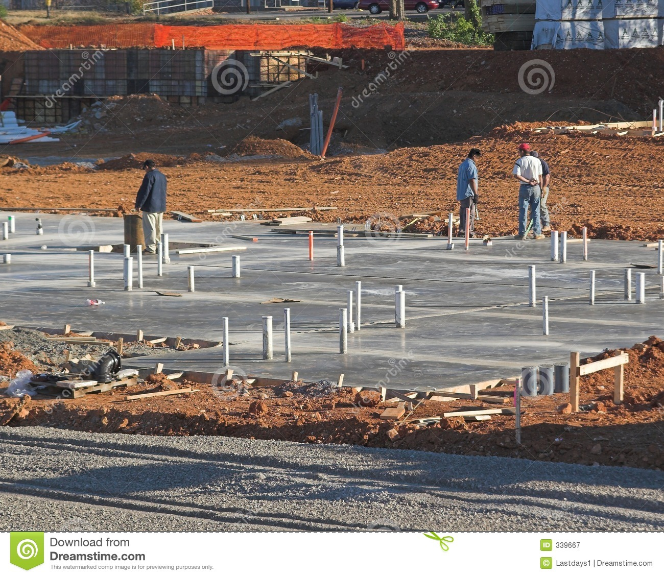 New Construction Royalty Free Stock Photography Image