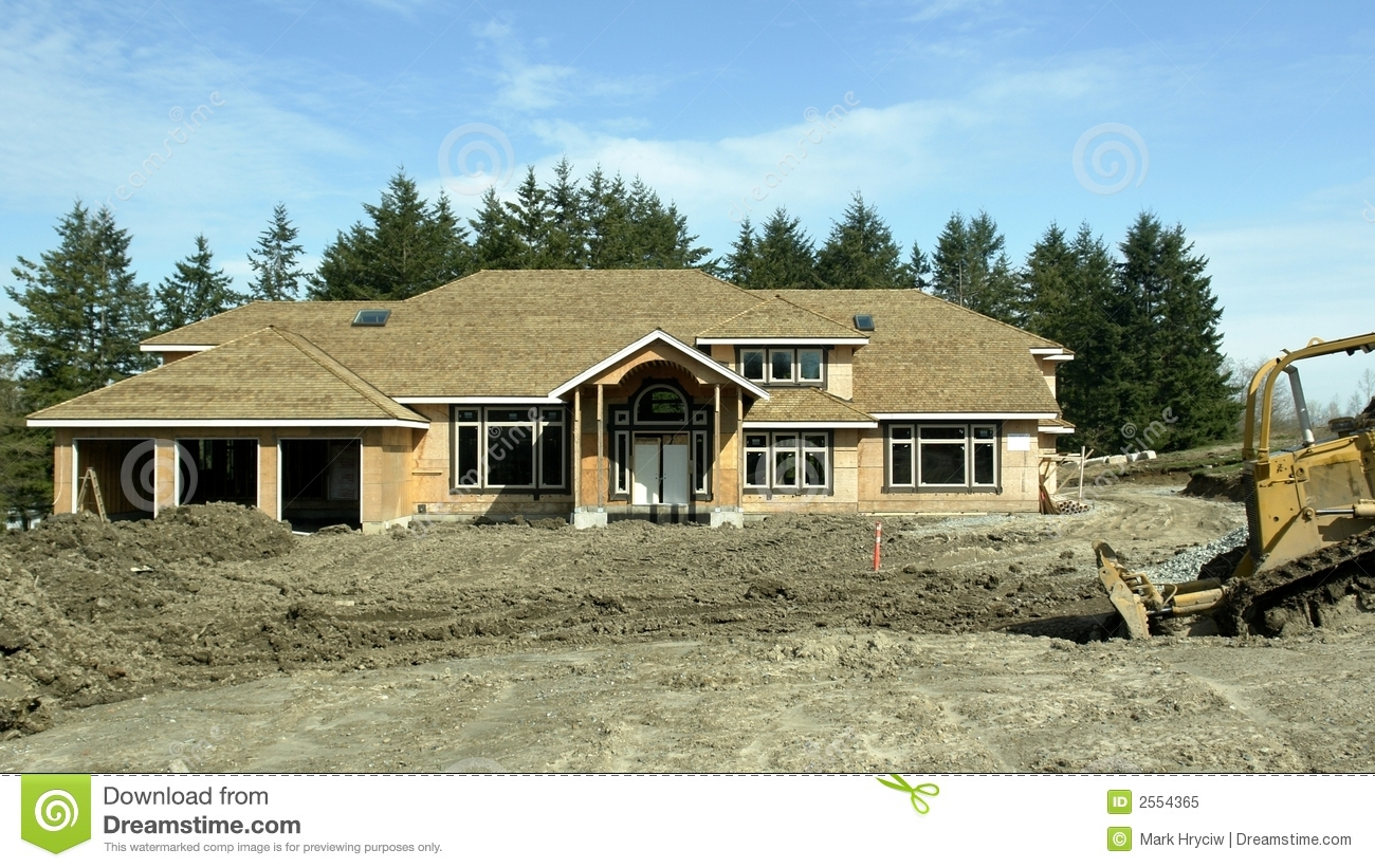 New construction site royalty free stock photo image for Home construction websites