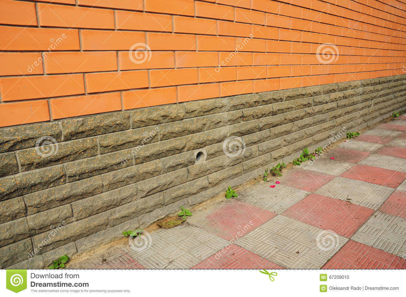 New Construction Waterproofing Basement Walls From Outside Stock Photo Image 67209010
