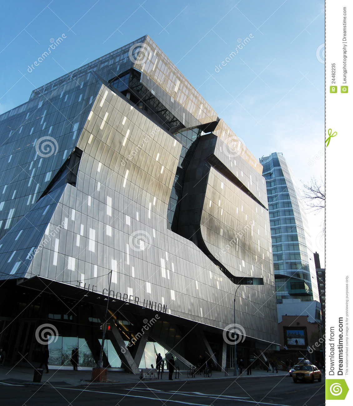 Classroom Design Clipart ~ New cooper union academic building editorial image