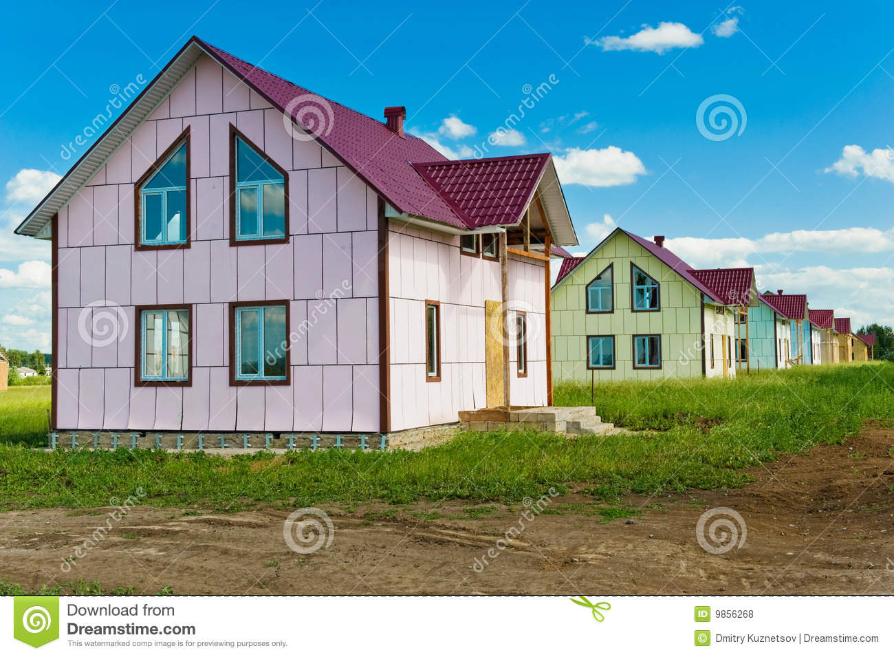 New country homes for sale royalty free stock photos for New country homes