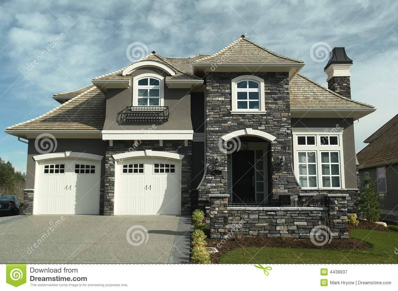 new designer home house bc royalty free stock photography home design stock vector image 58703600