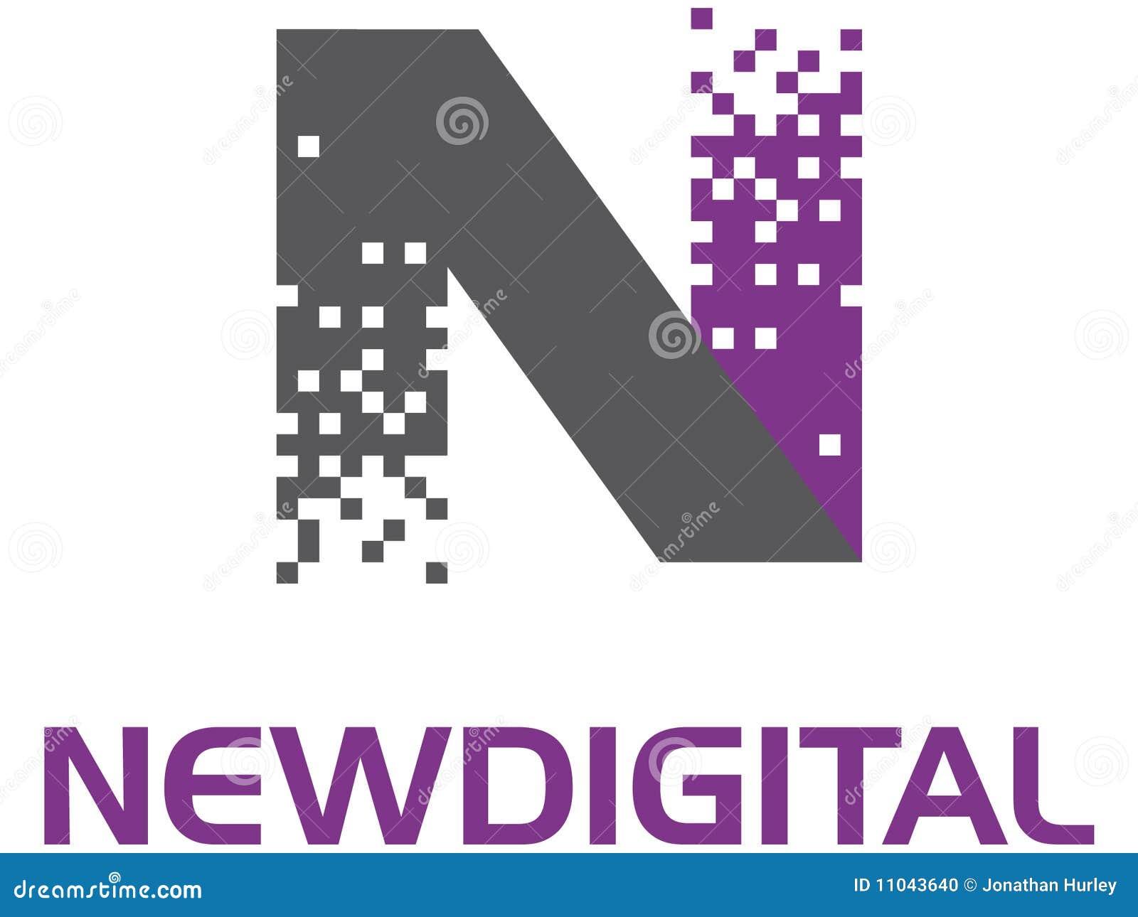 how to make a digital logo