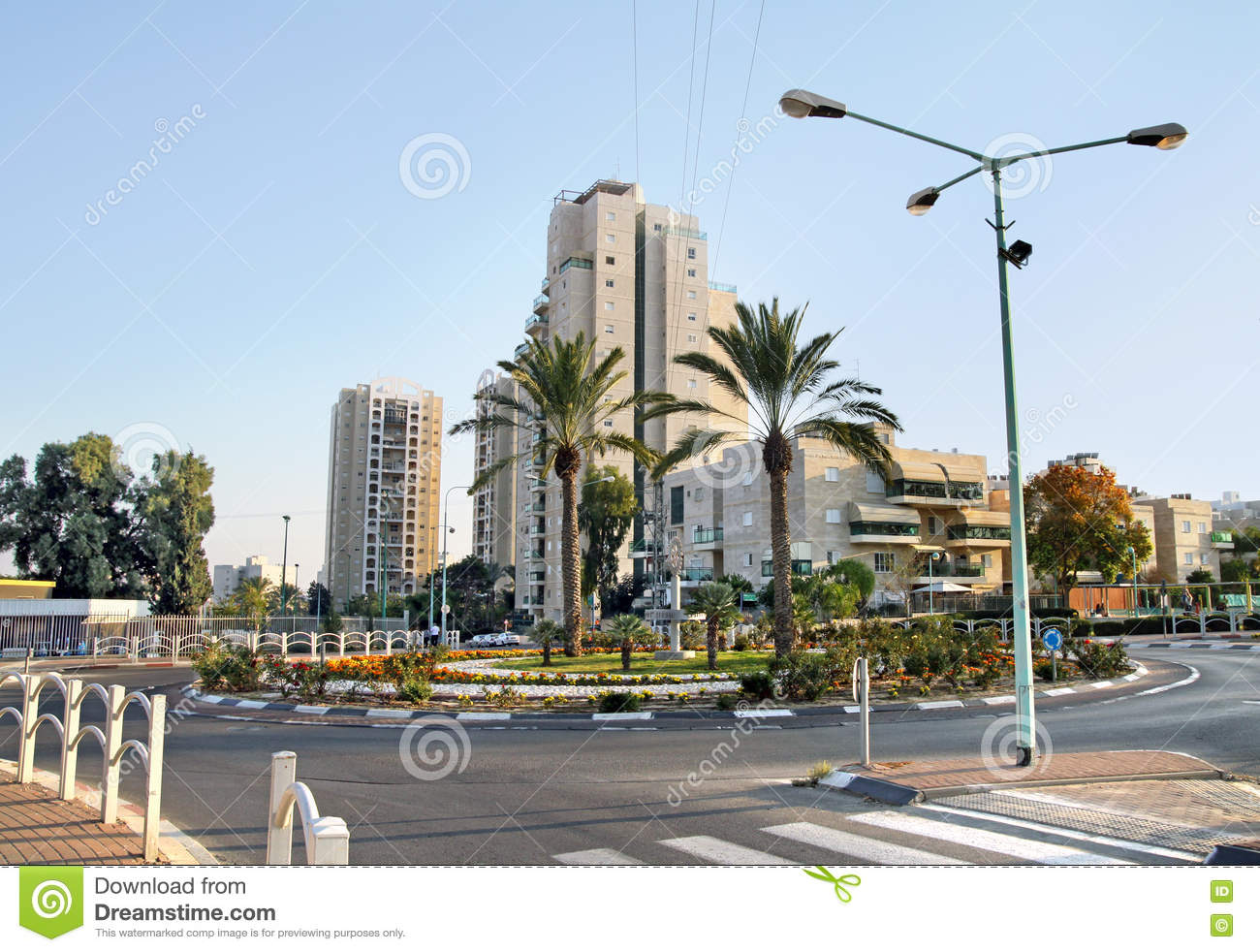 Gut Download New District With Modern Buildings In Beer Sheva Editorial Stock  Image   Image Of Modern