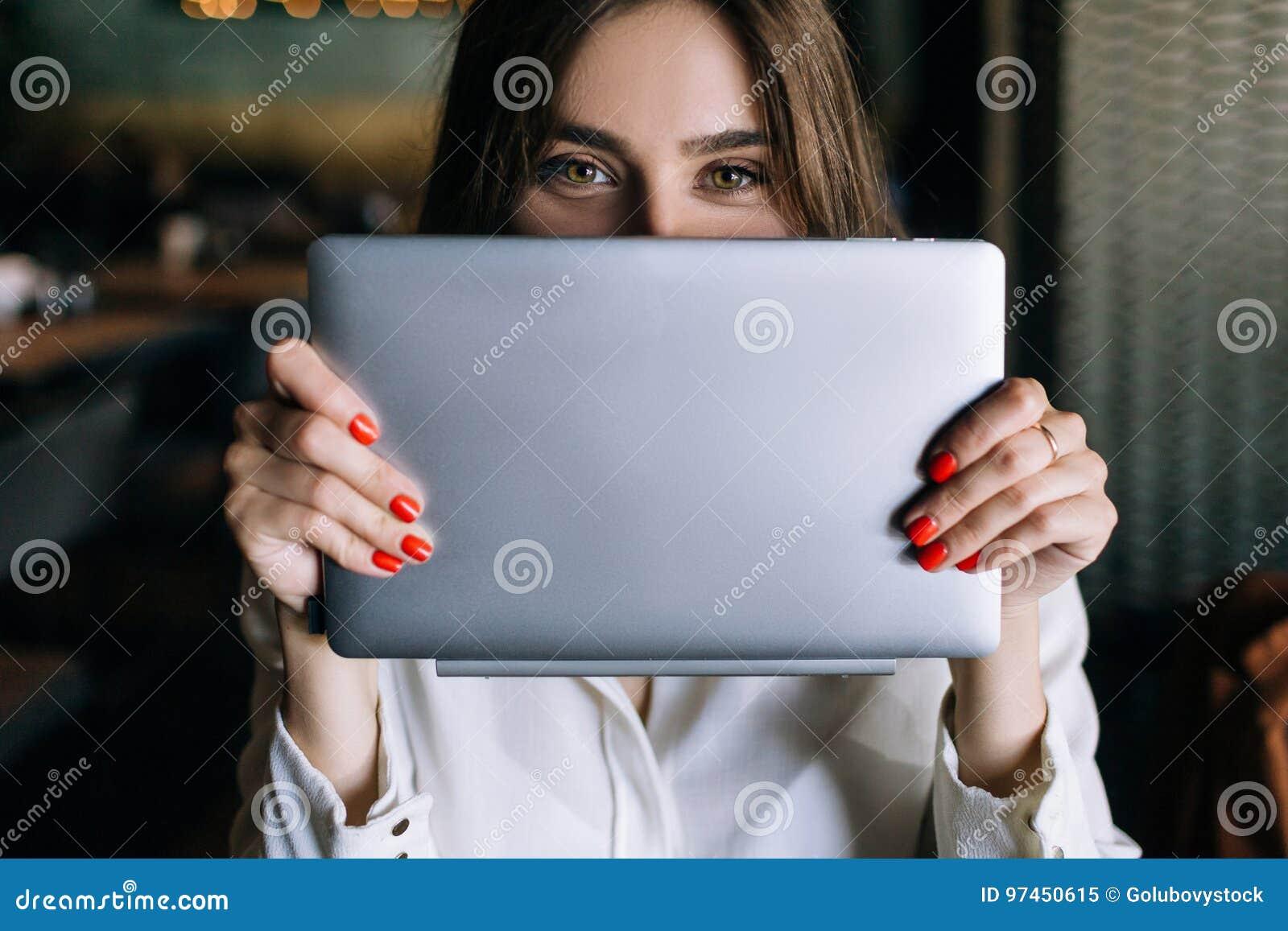 New electronic purchase. Modern technology