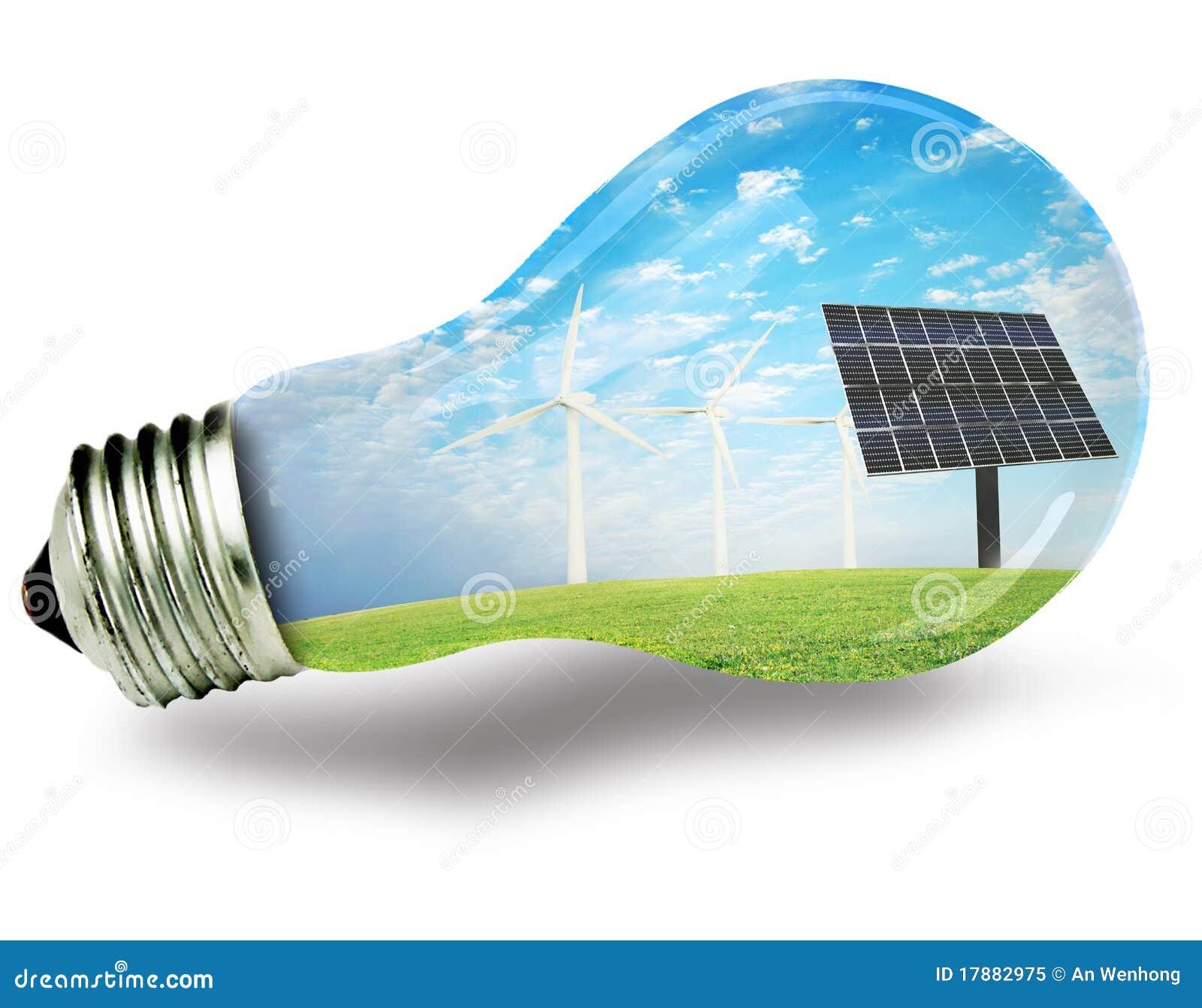 New Energy Royalty Free Stock Photo - Image: 17882975