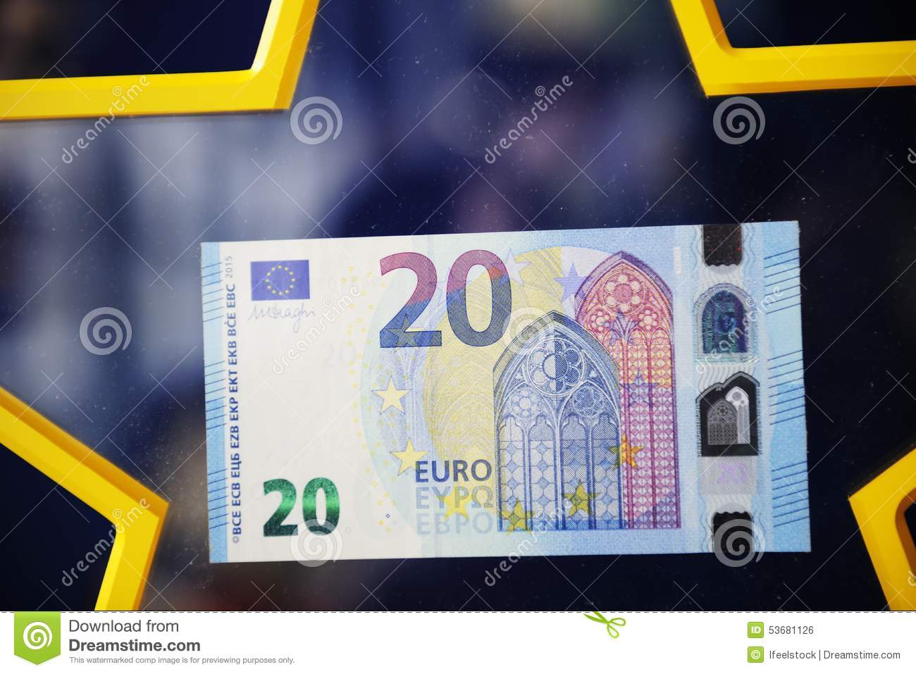 New 20 euro banknotes bill currency money paper european stock photo new 20 euro banknotes bill currency money paper european biocorpaavc Images