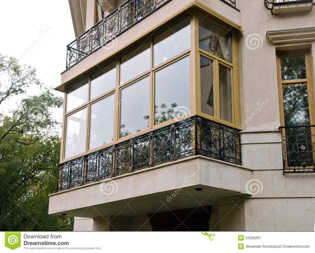 Where to order balcony glazing in Moscow 8
