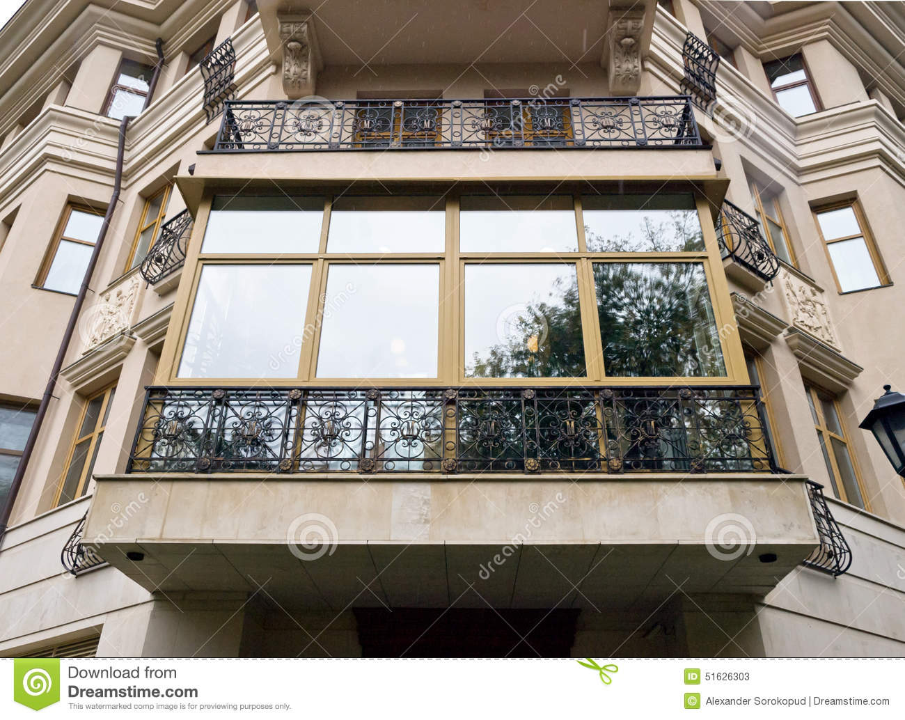 Where to order balcony glazing in Moscow 31