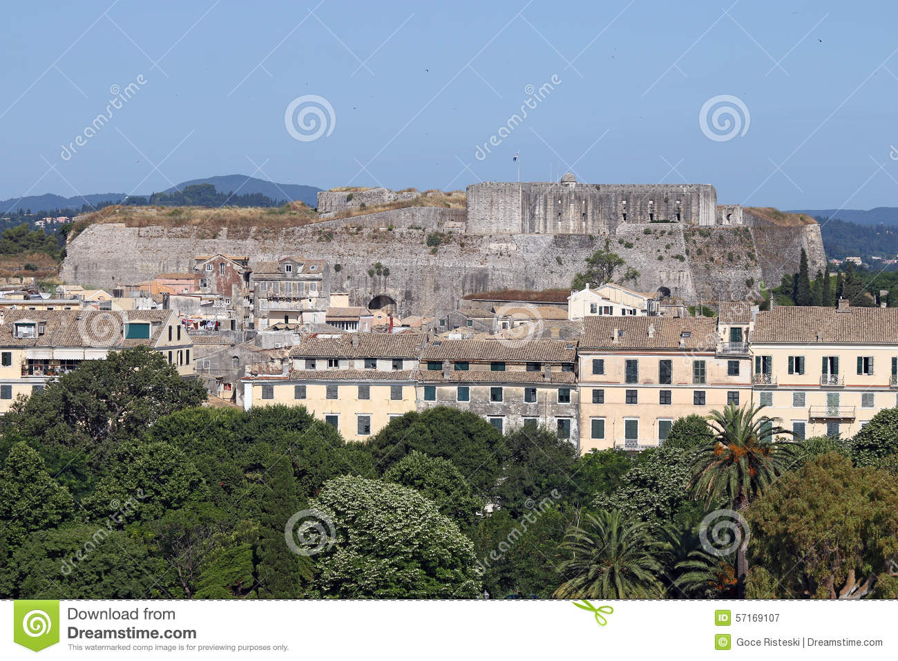 Building in fortress city fasil ghebbi amhara stock image for Fortress build