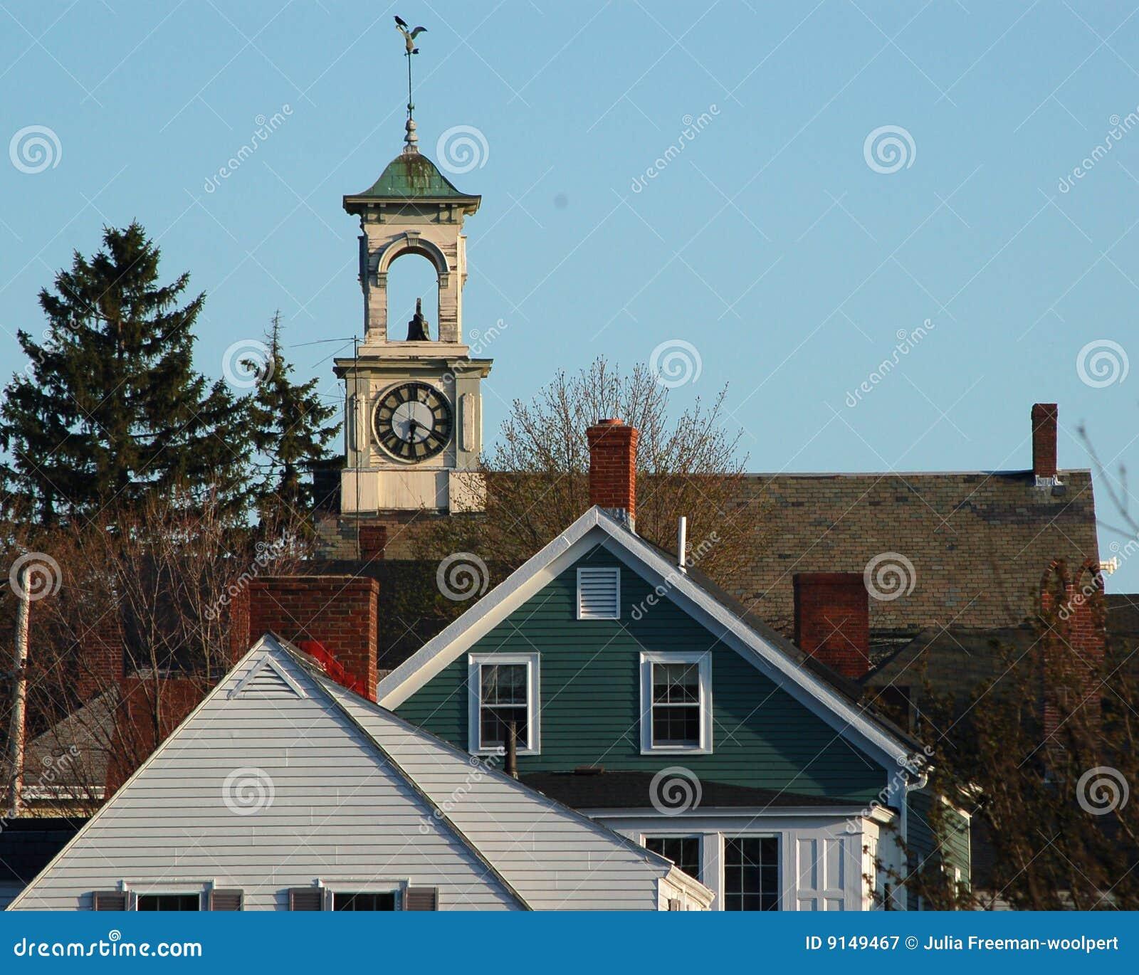 New-Hampshire szenisches Portsmouth