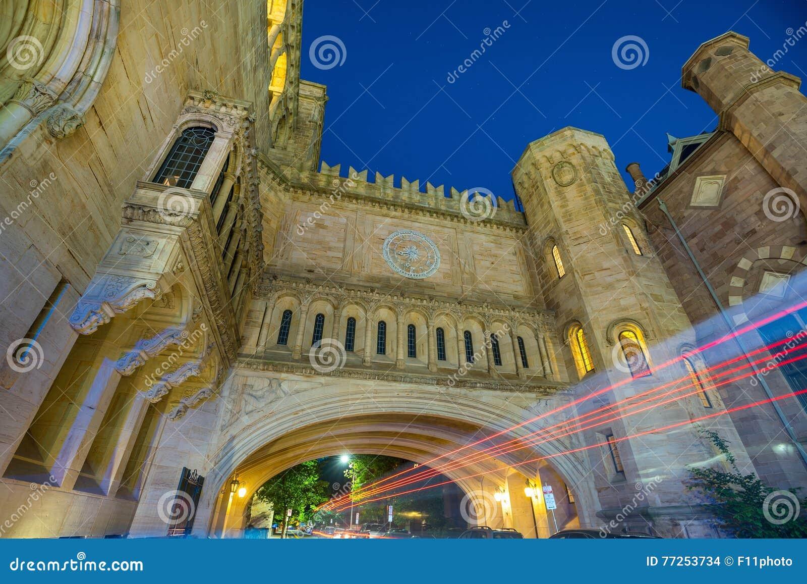 New Haven y Yale University céntricos