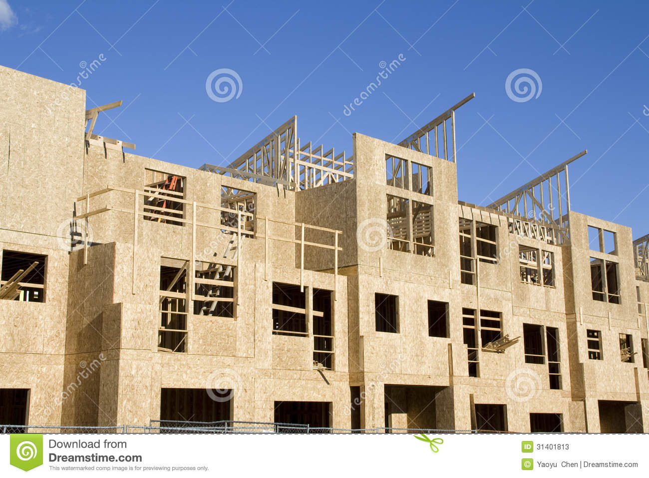 New home construction stock photos image 31401813 for New homes seattle washington area