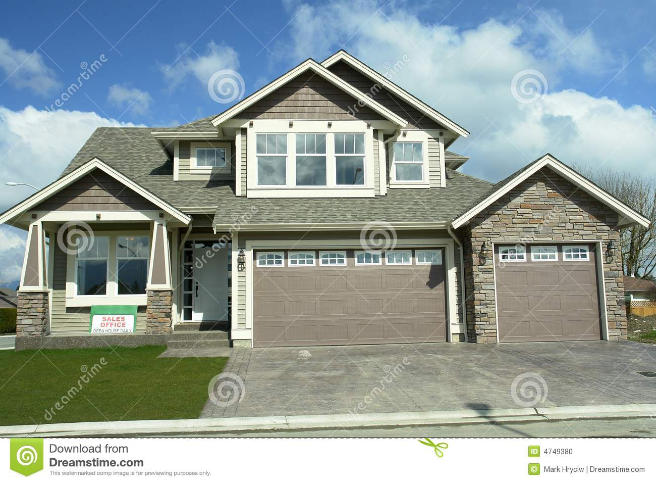 New Home House Real Estate BC