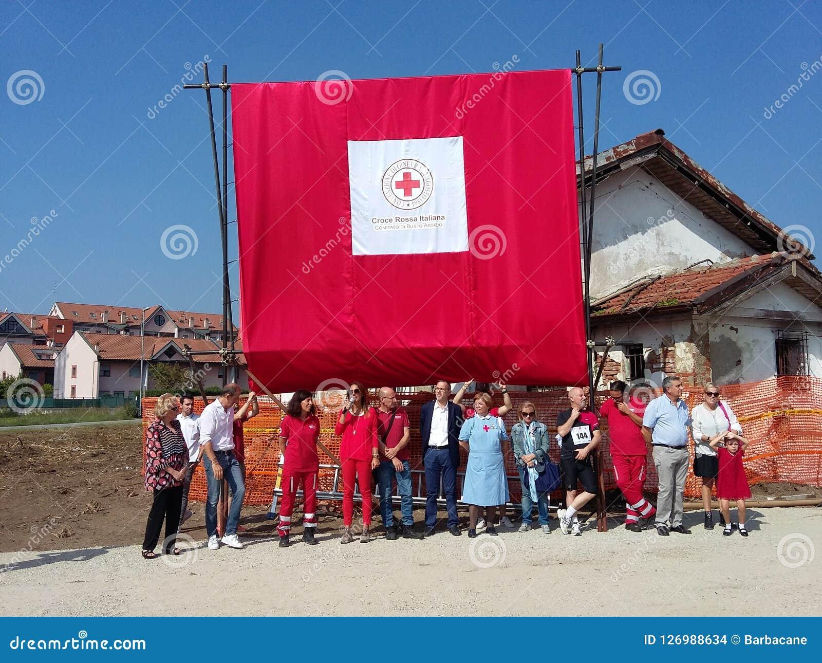 Home Design Busto Arsizio new home of the italian red cross in busto arsizio editorial