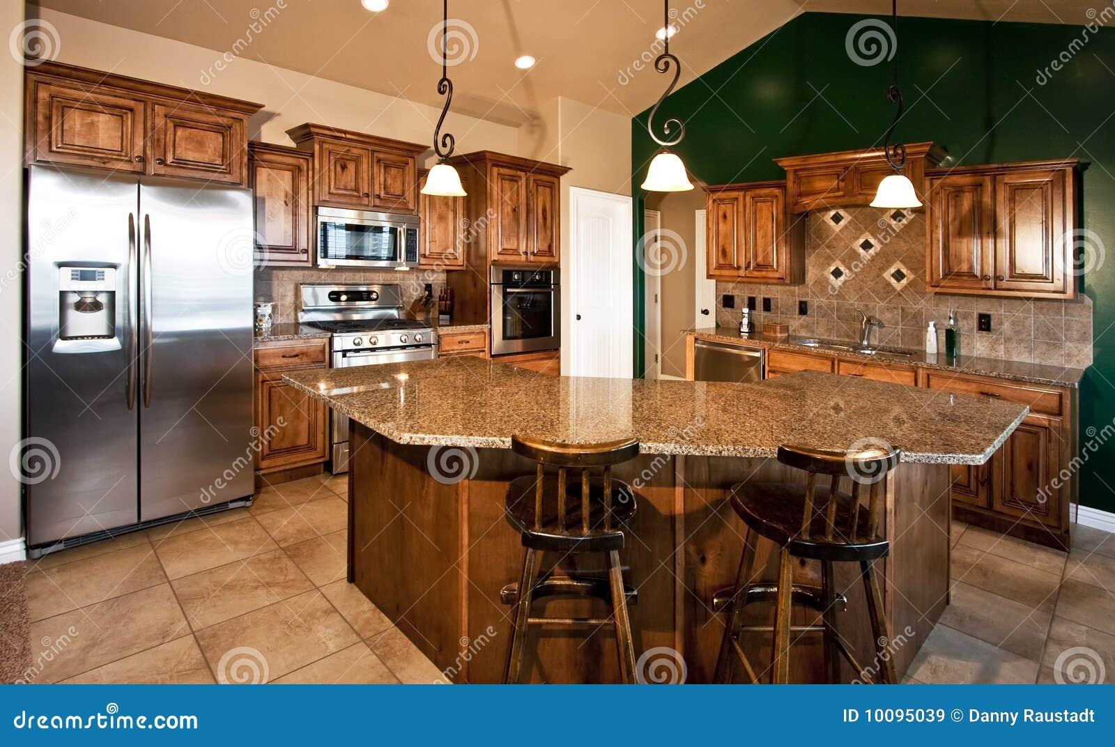 New Home Modern Kitchen