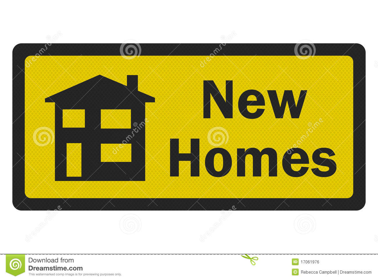 39 new homes 39 photo realistic sign royalty free stock image for New home sign