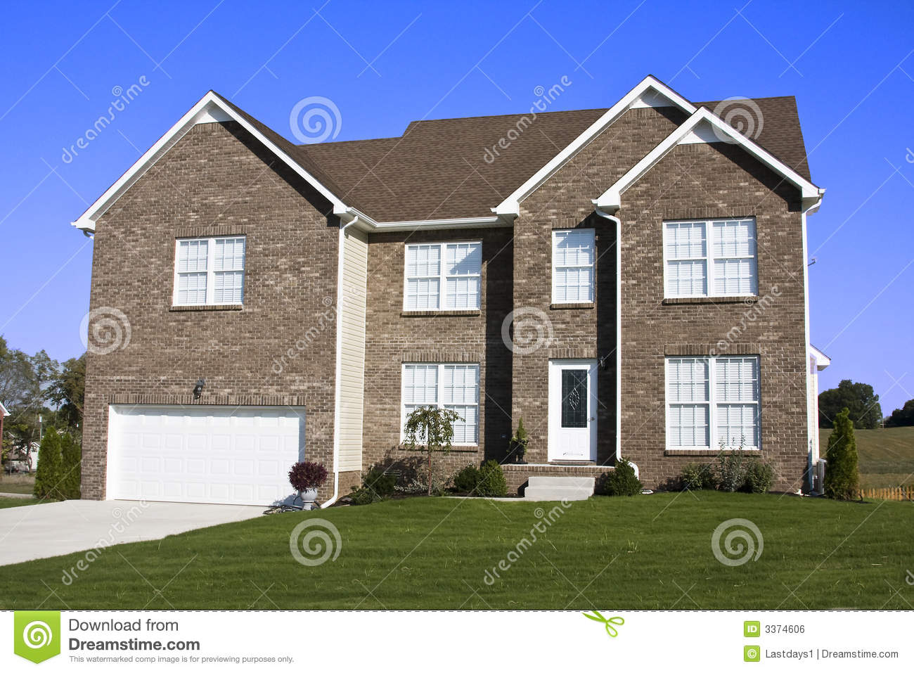 New homes for sale royalty free stock image image 3374606 for New homes for sale