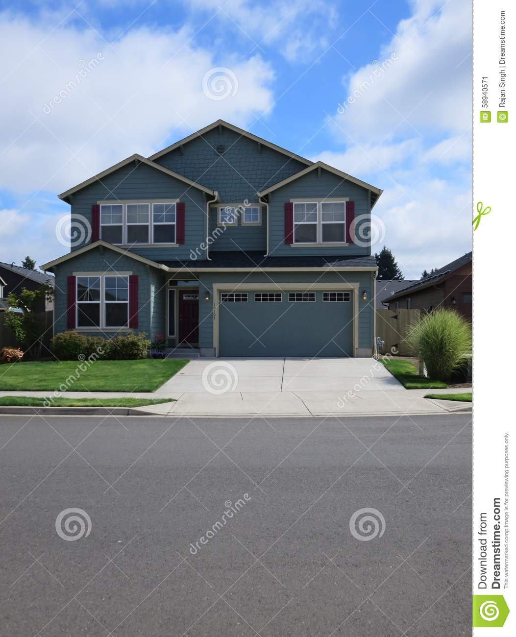 New homes stock photo image 58940571 for New homes america