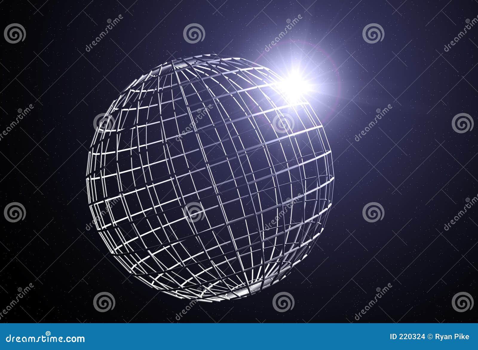 Download New Horizons illustrazione di stock. Illustrazione di cerchio - 220324
