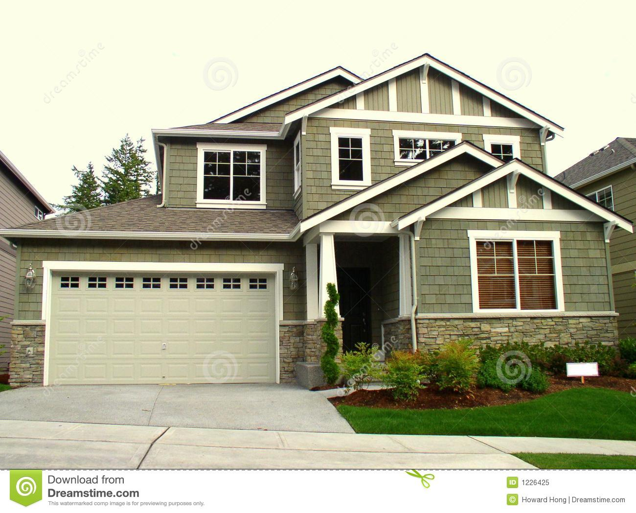 New house royalty free stock photo image 1226425 for New way of building houses