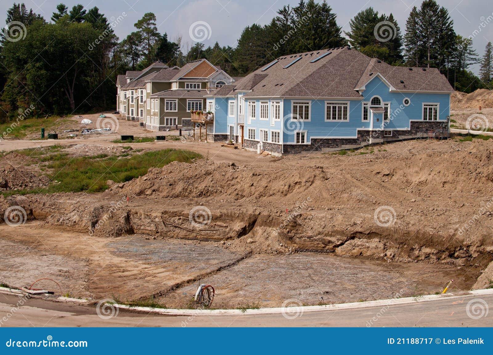 New house development