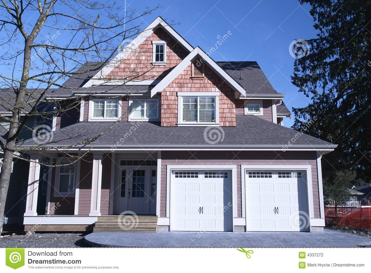 New house home for sale canada stock photo image 4337272 for New homes canada