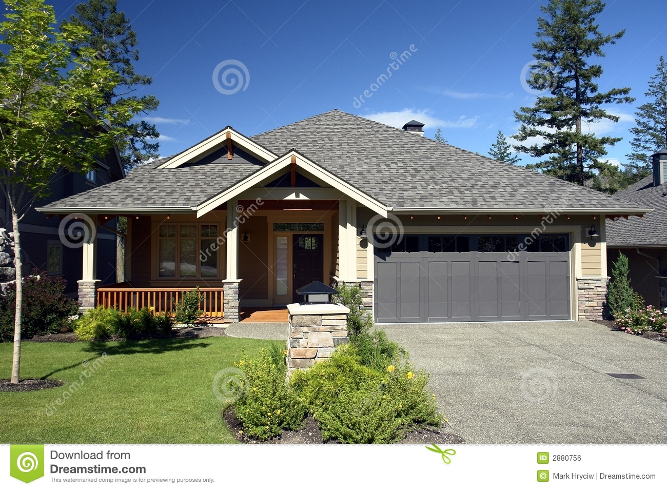 New house for sale royalty free stock image image 2880756 for New house