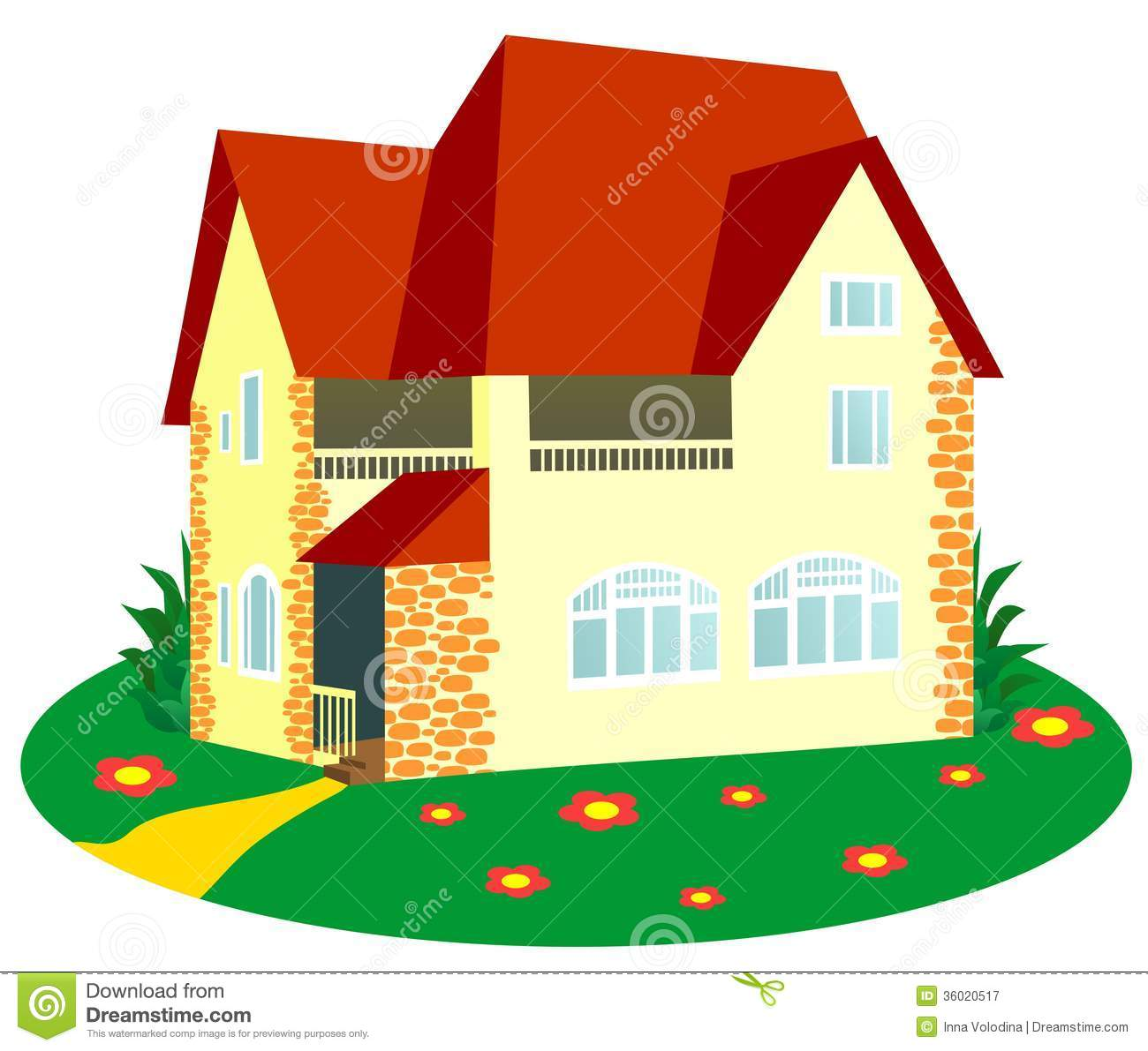 New House new house royalty free stock photography - image: 36020517