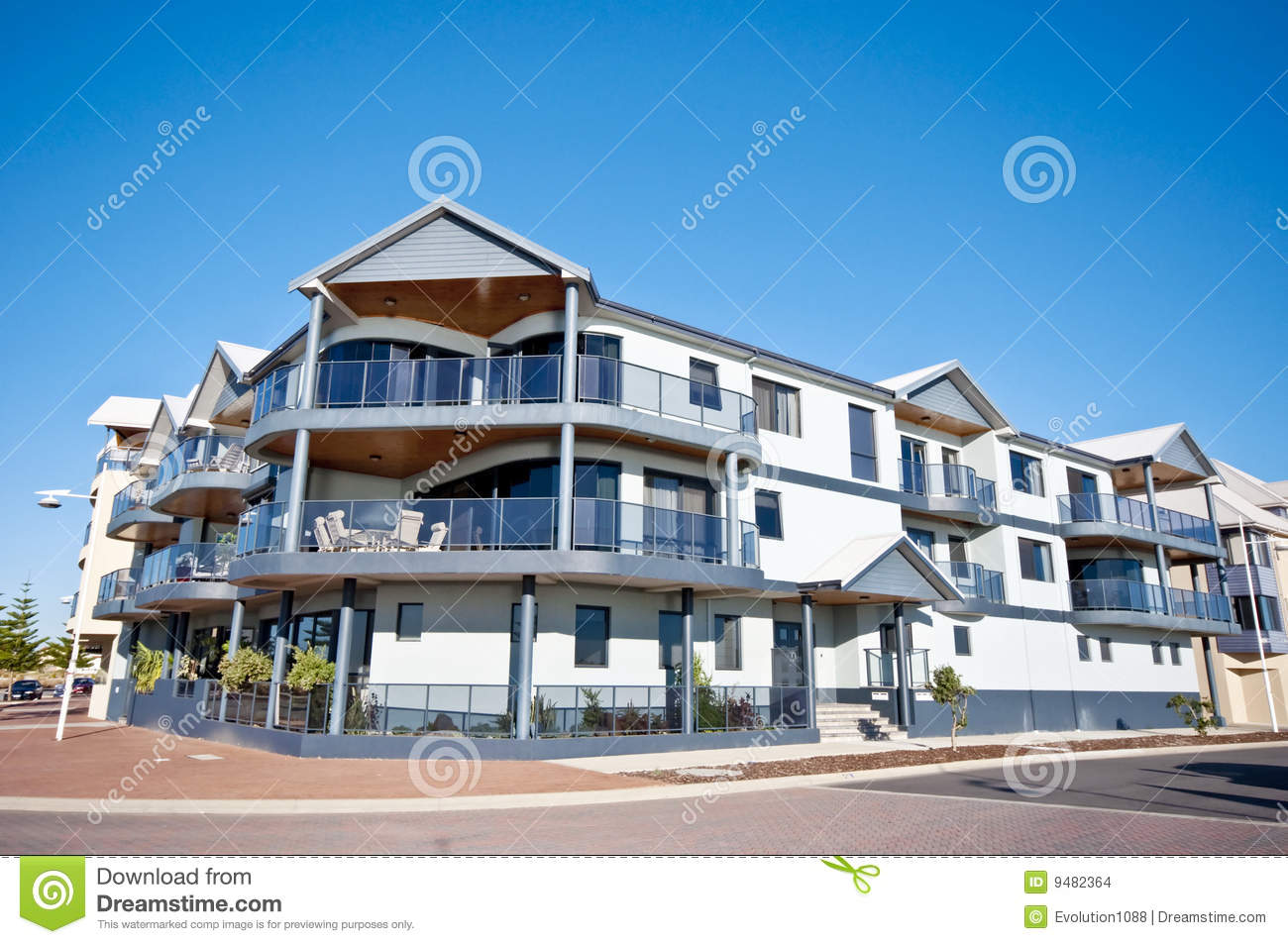 New houses for sale stock images image 9482364 for Row houses for sale