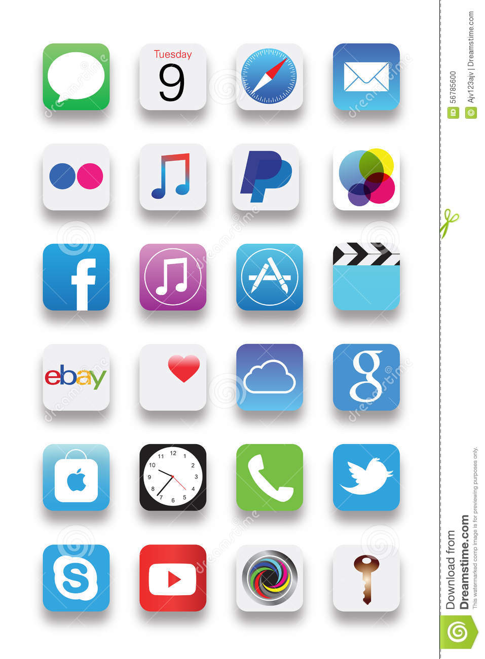 New social apps for iphone